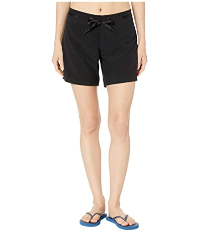 Prana Silvana Boardshort (Black) Women