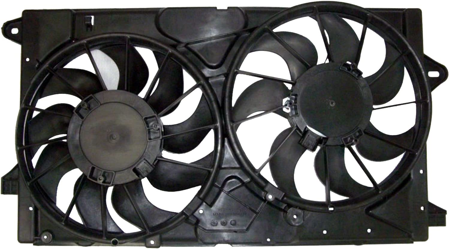 OE Limited price Replacement 2013-2015 CHEVROLET IMPALA Outlet sale feature Engine Ass Cooling Fan