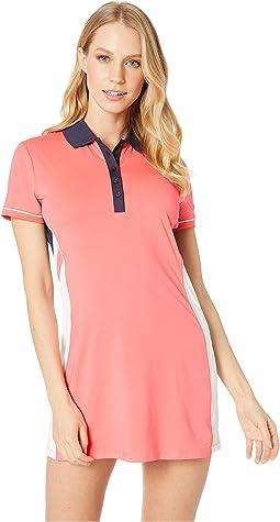 Heritage Tennis Polo Dress