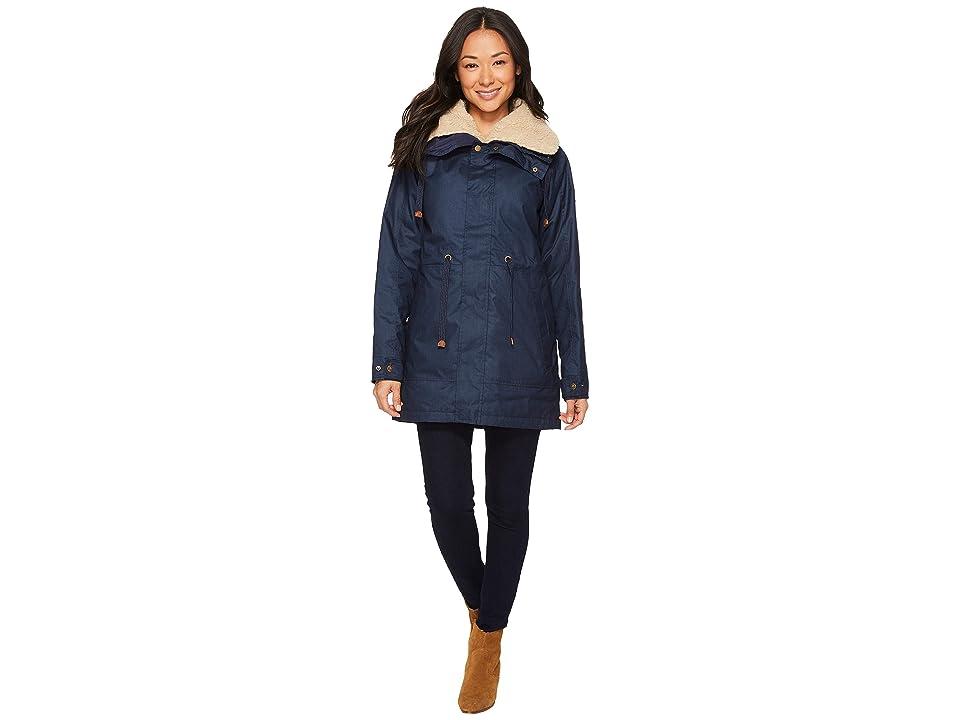 Burton Hazelton Jacket (Mood Indigo Heather) Women
