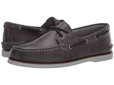 Sperry Gold Cup A/O 2-Eye Fairhaven (Grey) Men