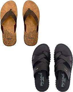 ASIAN Men's Flip-Flops \u0026 Slippers