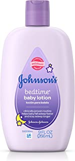Johnson's Baby Bedtime Lotion - Lavender & Chamomile - 9 oz