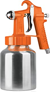 Truper PIPI-26 Pistola baja presión, vaso de aluminio, colo