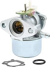 Pro Chaser Briggs & Stratton 497586 499059 792253 799869 Carburetor for Troy Bilt 020337 Pressure Washer 6.75hp Quantum Powerwasher Snapper Mower with Vertical Shaft B&S Engine 125K02 126L02