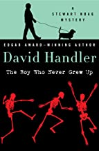 The Boy Who Never Grew Up (The Stewart Hoag Mysteries)