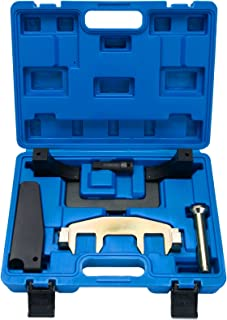 8MILELAKE Camshaft Alignment Engine Timing Tool Chain Fixture Tool Kit Compatible for Mercedes Benz M271