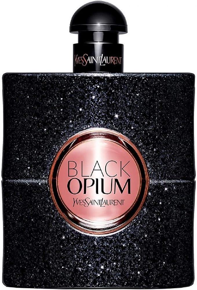 Yves saint laurent,black opium, eau de parfum per donna, 50 ml YSL-787919