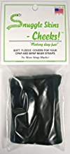 Snuggle Skins Cheeks! - CPAP Straps Covers - No More Strap Marks! (Green)
