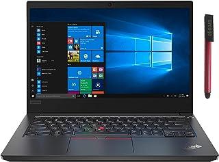 "Lenovo ThinkPad E14 14"" FHD Business Laptop Computer, Intel Quad-Core i5 10210U Up to 4.2GHz (Beats i7-7500U), 16GB DDR4 R..."