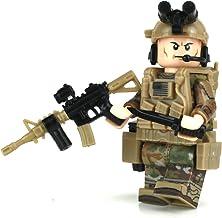Battle Brick Army Ranger OCP SF Soldier (SKU40) Custom Minifigure