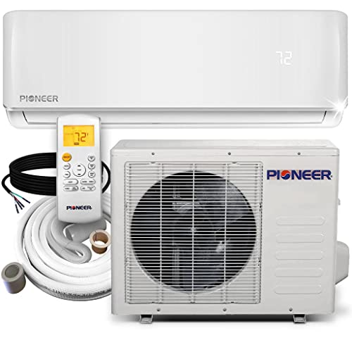 PIONEER Air Conditioner WYS018GMFI17RL Minisplit Heatpump 18000 BTU-208/230V