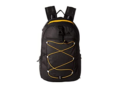 adidas Ultimate ID Backpack (Carbon/Active Gold) Bags