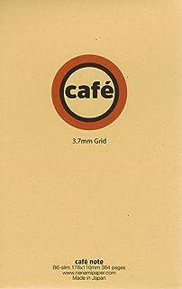 Cafe Note B6 Slim Tomoe River Journal GRID