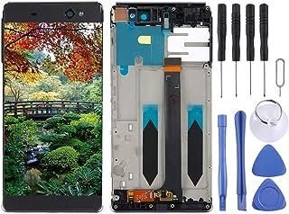 Reemplazo extraíble Pantalla LCD y conjunto completo de digitalizador con marco for Sony Xperia XA Ultra / C6 / F3211 / F3212 / F3215 / F3216 / F3213 Accesorio