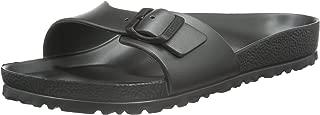 Birkenstock Sandal 1001502 Madrid EVA Metallic 41 Black