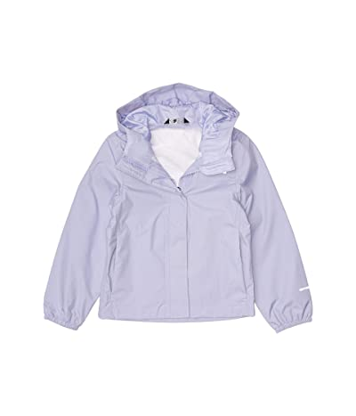The North Face Kids Resolve Rain Jacket (Little Kids/Big Kids) (Sweet Lavender) Girl