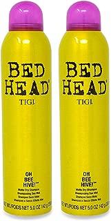 bed head dry shampoo oh bee hive
