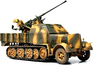 Forces of Valor German 1943 Sd. Kfz. 7/2 with 37mm Anti-Aircraft Gun Eastern Front Vehicle