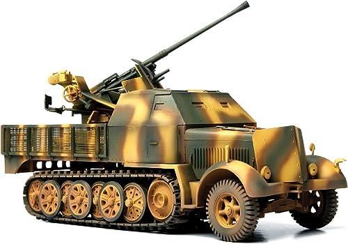Unimax Forces of Valor 85101 Prêt modèle Gerhomme SD. KFZ. 7 2W.37mm Anti Aircraft G