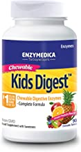 Enzymedica Kids Digest Chewable Digestive Enzymes Fruit Punch 90 Chewable Tablets Estimated Price : £ 23,49