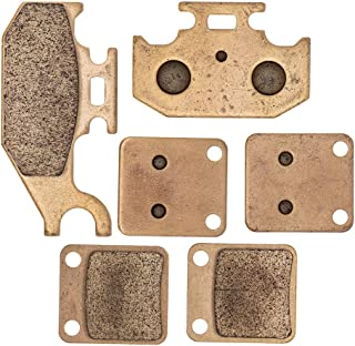 Best yamaha grizzly 450 brake pads Reviews