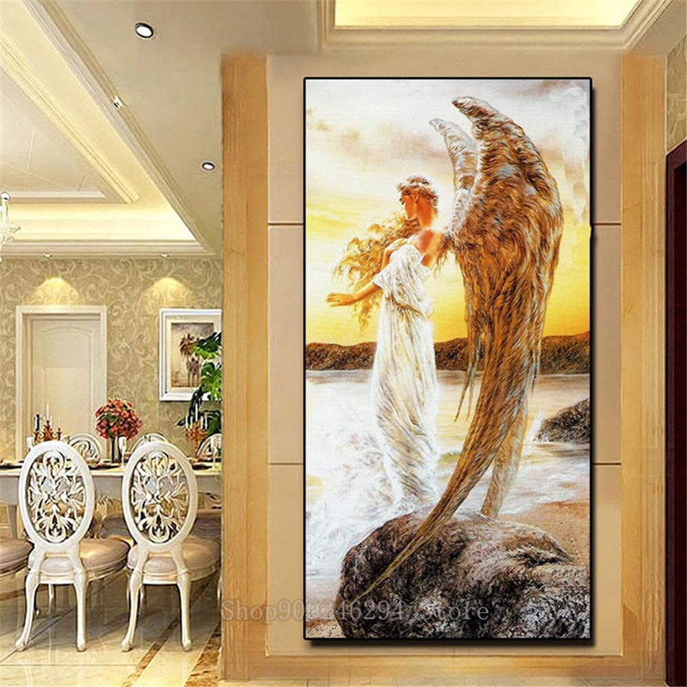 5D DIY Diamond Painting Max 86% OFF Kits for Angle Drill Full In a popularity Beginne Adults