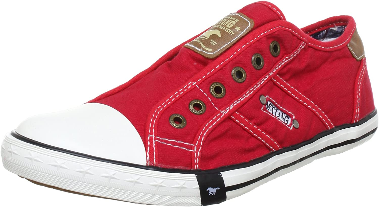 Mustang Wholesale Men's Cheap Loafers Sneakers Hi-Top Trainers