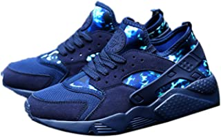 Hot Running Shoes for Men Camouflage Sneakers Size 36-47 9 Colors Light Weight Outdoor Jogging Fitness Me