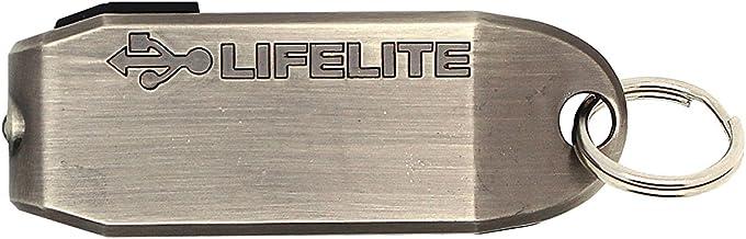 True Utility Lifelite Rechargeable Pocket Flashlight