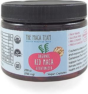 Best red maca pills Reviews