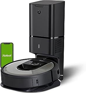 iRobot Roomba i7+ (i7556) Robot aspirapolvere WiFi, svuotamento automatico, adatto per chi ha animali domestici, memorizza...
