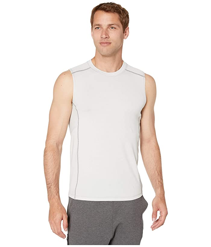 tasc Performance Charge II Tank Top (Glacier Gray) Men