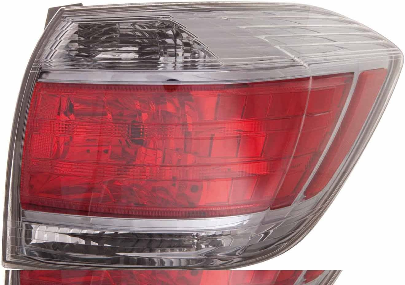 New Shipping Free Shipping DEPO 312-19A7R-US7 Replacement Passenger Side Tail Light Housing Max 54% OFF