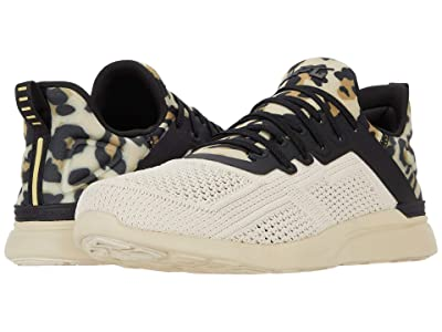 Athletic Propulsion Labs (APL) Techloom Tracer (Parchment/Black/Leopard) Men