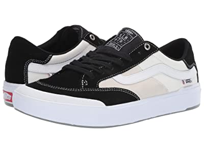 Vans Berle Pro (Black/White) Skate Shoes