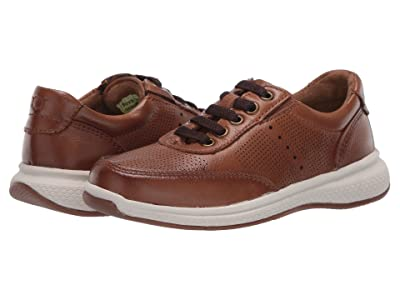 Florsheim Kids Great Lakes Sport Ox, Jr. (Toddler/Little Kid/Big Kid) (Cognac Milled) Boy