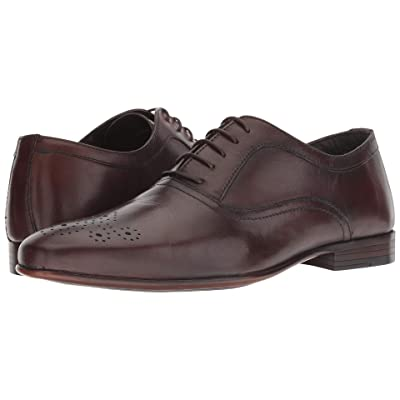 Kenneth Cole Reaction Brave Lace-Up (Brown) Men