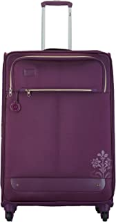 VIP Polyester 78 cms Purple Softsided Check-in Luggage (Legacy)