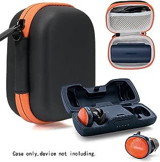 Bose SoundSport Free Truly 无线运动耳机保护套充电盒,网状口袋和其他配件WG011825 Compack Size