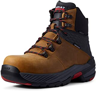 """Ariat Men's Stryker 360 6"""" Waterproof Carbon Toe Work Boot"""