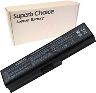 Superb Choice Battery Compatible with Toshiba Satellite C655D-S5234