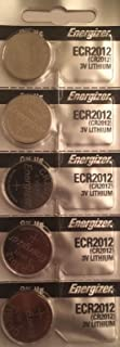Energizer CR2012 Lithium Low Drain Watch Battery