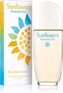 Elizabeth Arden Sunflowers Summer Air Eau De Toilette Spray For Women, 100 ml
