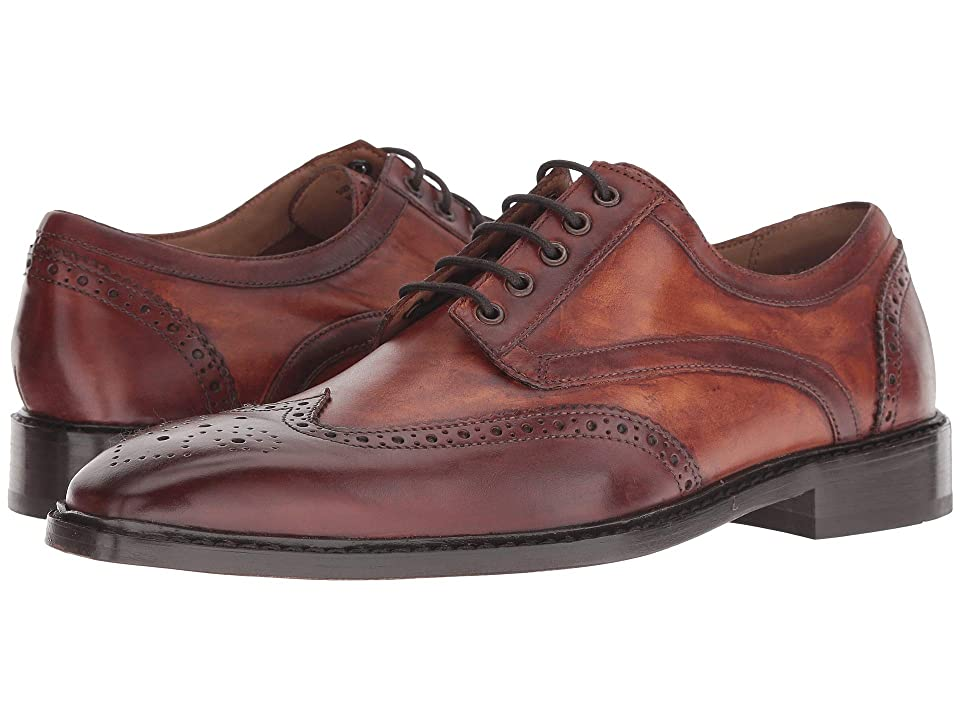 Mens Vintage Style Shoes & Boots| Retro Classic Shoes Giorgio Brutini Grayson BrownTan Mens Shoes $105.00 AT vintagedancer.com