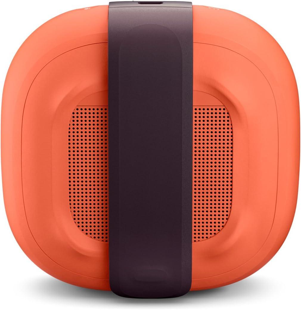 Bose Enceinte Bluetooth SoundLink Micro - Orange vif - Test & Avis
