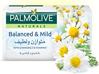 Palmolive Naturals Bar Soap Balanced And Mild With Chamomile Vitamin E 170Gm