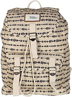 National Geographic Backpack for Men Beige,N08912.20