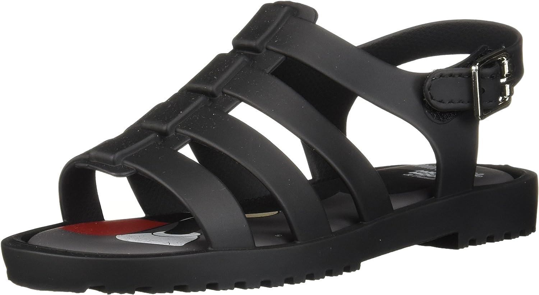 Mini Melissa Unisex-Child Flox Disney + Sandal Flat Max 85% OFF Branded goods