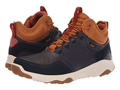 Teva Arrowood 2 Mid WP (Midnight Navy) Men